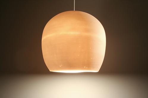 PORCELAIN EGG PENDANT : Pendant Lamp | Mood Lighting | Unique Light Fixture