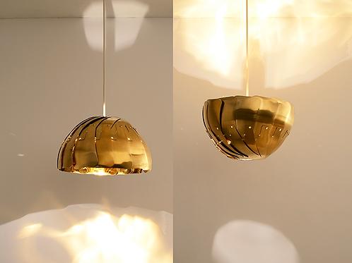 IRIS PENDANT BRASS : On Sale   LED Lighting   Modern Pendant Light