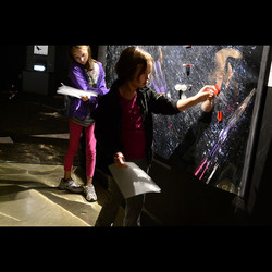 Magnetic Wall at miSci  Yael Erel