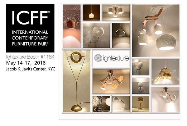 lightexture ICFF press release