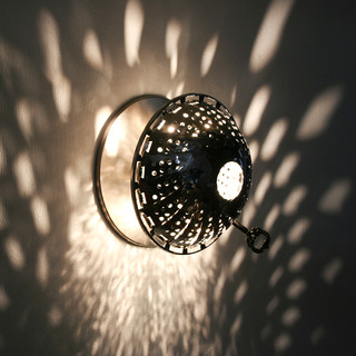 Steamlight Sconce