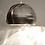 "Thumbnail: LARGE IRIS PENDANT : 13"" Stainless Pendant Light | Contemporary Lighting"