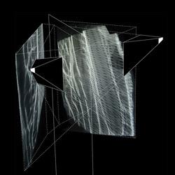 Reflector Double Wall Yael Erel