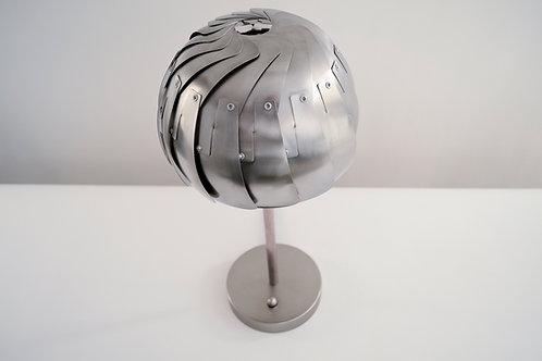 IRIS TABLE LAMP (Stainless) : Modern Lamp   LED Lamp