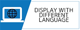 Display with different language.png
