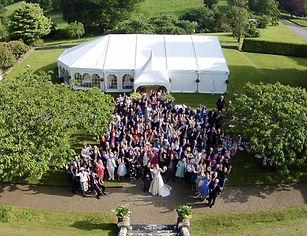 ślub z drona
