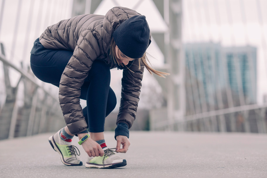 How Running Saves My Work-at-Home Routine