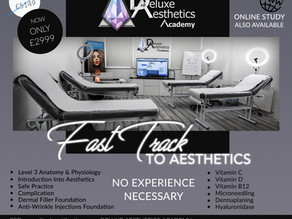 FAST TRACK Courses - The Big Thing about Aesthetics Learning
