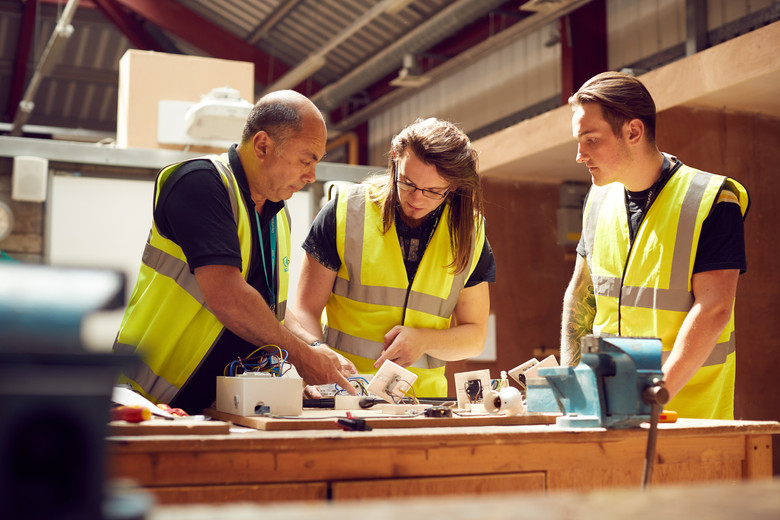 West of England - £6m boost for construction skills
