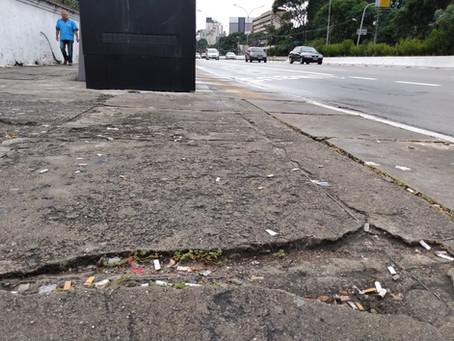Pós-consumo e meio ambiente: ensaio sobre o descarte incorreto das bitucas nos centros urbanos.