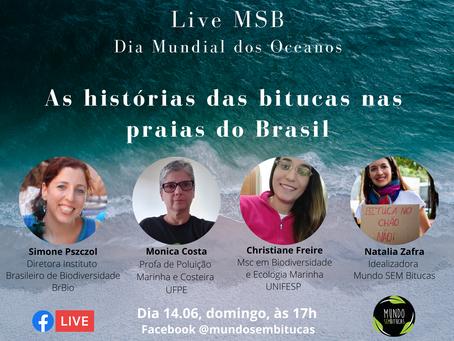 Live MSB - Dia Mundial dos Oceanos