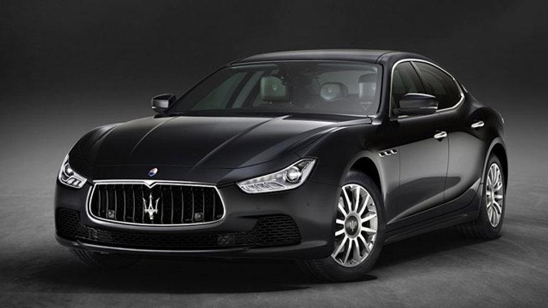 Maserati Ghibli 3.0 V6 – 350Hp