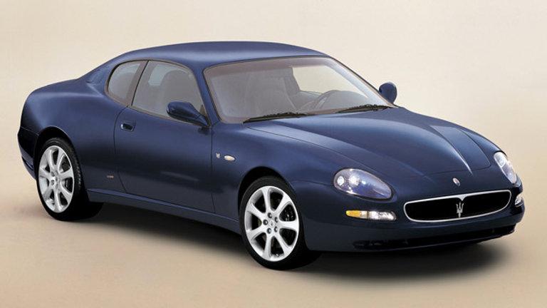 Maserati Coupe GT 4.2 V8 390Hp