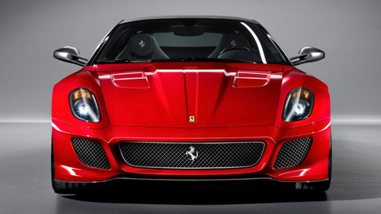 Ferrari 599 GTB 6.0 V12 620hp