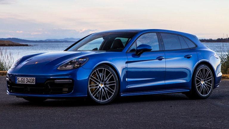 Porsche Panamera Sport Turismo 4 E-Hybrid – 462Hp