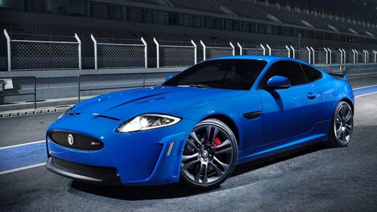 Jaguar XKR 5.0 V8 Supercharged 510Hp