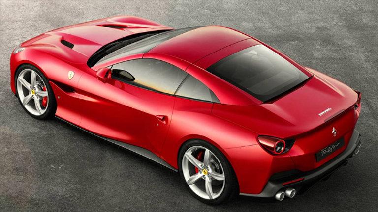 Ferrari Portofino 3.9 V8 bi-Turbo 600hp