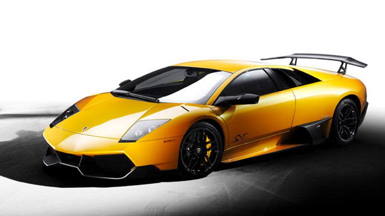Lamborghini Murcielago 6.2 V12 580Hp