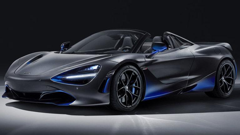 McLaren 720S 4.0 V8 720Hp