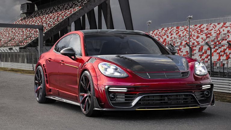 Porsche Panamera 2.9 E-Hybrid 462Hp