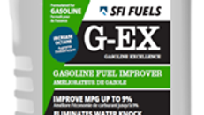 G-EX FUEL CLEANER FOR ENHANCED ENGINE PERFORMANCE (500mL)