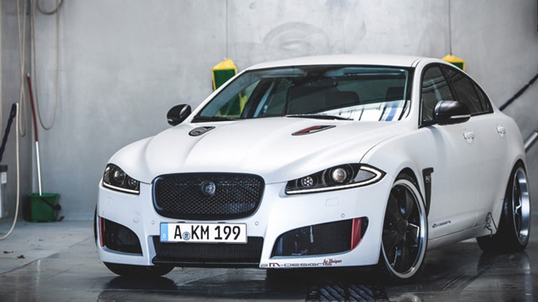 Jaguar XF 3.0 V6 SC Turbo 340Hp