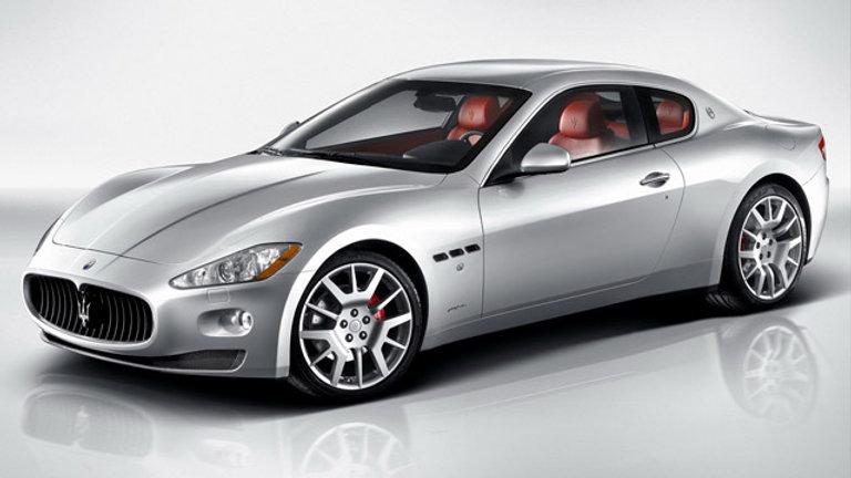 Maserati GranTurismo 4.2 V8 405Hp