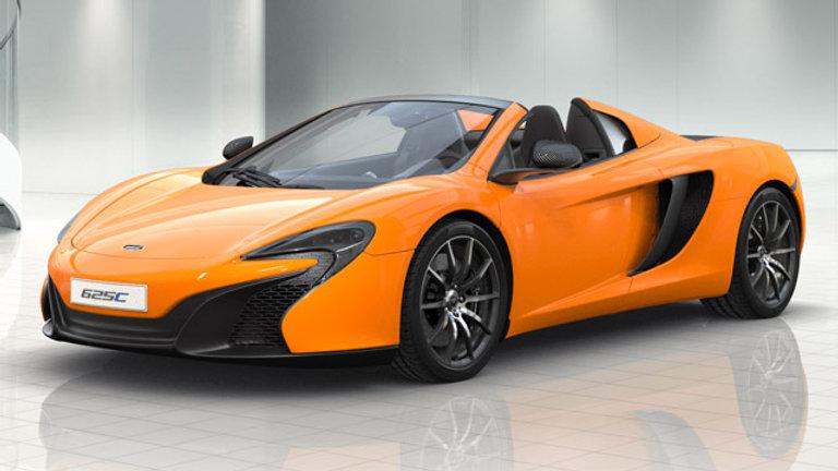 McLaren 625C 3.8 V8 625Hp