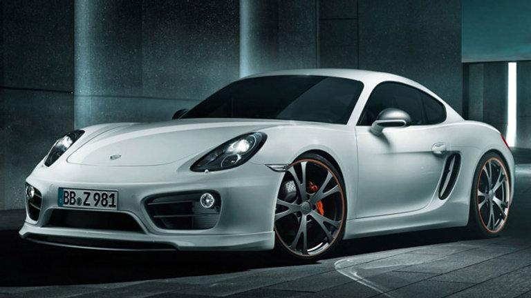 Porsche Cayman 2.7i 211Hp