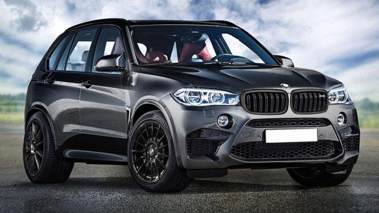 BMW X5 3.5d F15