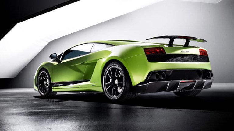 Lamborghini Gallardo 5.2 V10 LP570-4 Superleggera 570Hp