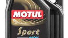 Motul 105700 Sport 5W40 Synthetic Engine Oil 5-Liter