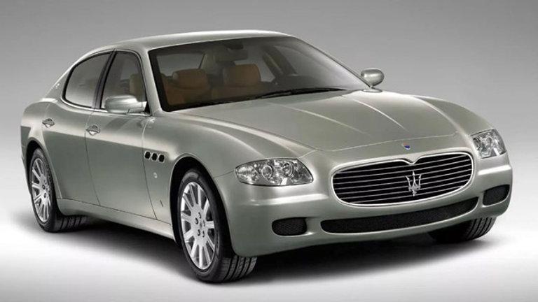 Maserati Quattroporte 4.7 V8 430Hp