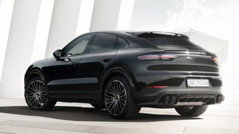 Porsche Cayenne Coupe 4.0 Turbo – 550Hp