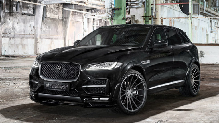 Jaguar F Pace 2.0 Turbo 300Hp