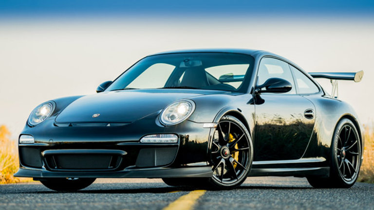 Porsche 911 3.8i Turbo 520Hp