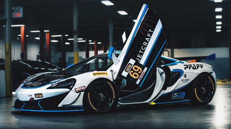 McLaren 570 S / Sprint / GT4 3.8 V8 570Hp