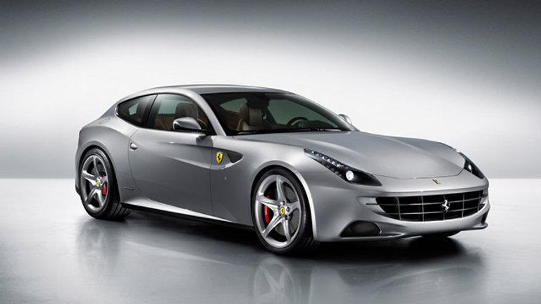 Ferrari FF 6.2 V12 660hp