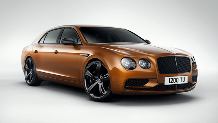Bentley Continental Flying Spur 6.0 TSI W12 - 625Hp