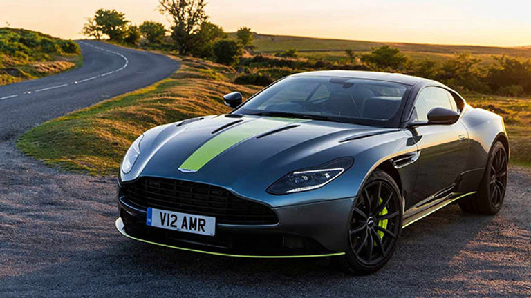 Aston Martin DB11 5.2 V12 Twinturbo – 608Hp