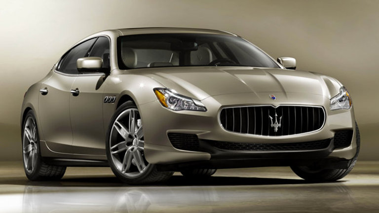 Maserati Quattroporte S 3.0 V6 Turbo 430Hp