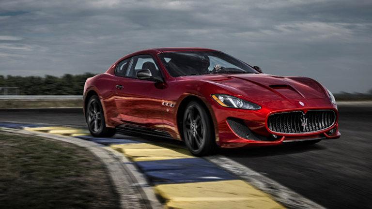 Maserati GranTurismo 4.7 V8 – 460Hp