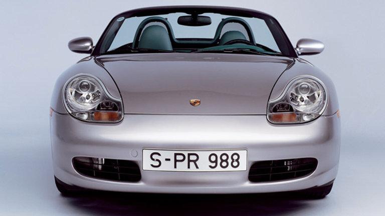 Porsche Boxster 2.5i 204Hp