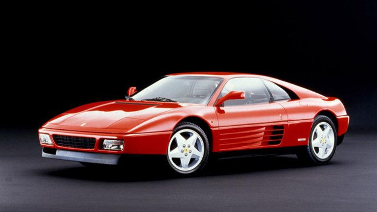 Ferrari 348 GTS/GTB/Spider 3.4 V8 320hp