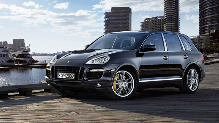 Porsche Cayenne 4.8 Turbo 500Hp