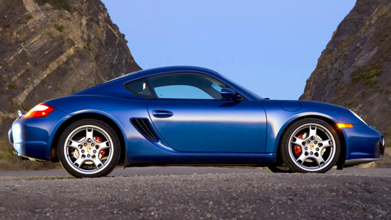 Porsche Cayman 2.9i 211Hp