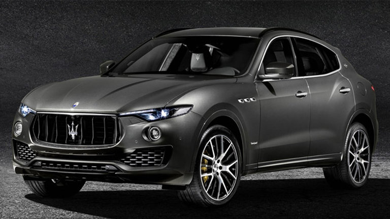 Maserati Levante 3.0 V6 Bi-Turbo – 350Hp