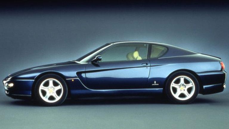 Ferrari 456 5.5 V12 428hp