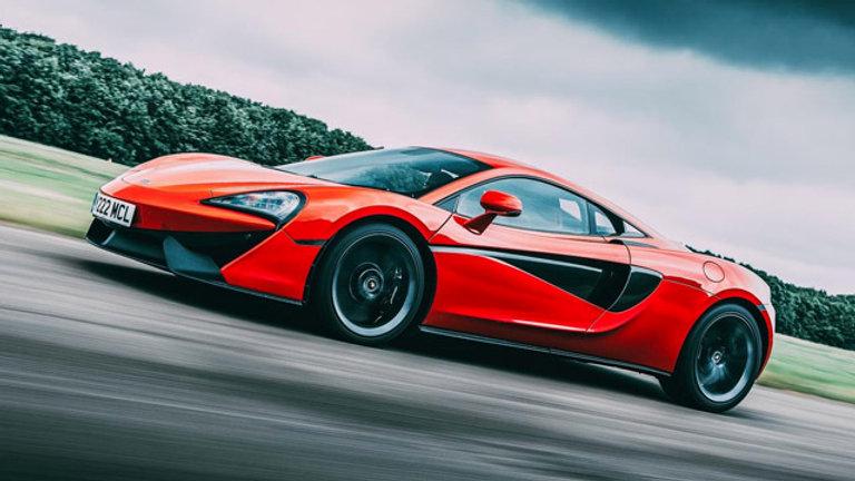 McLaren 540C 3.8 V8 540Hp