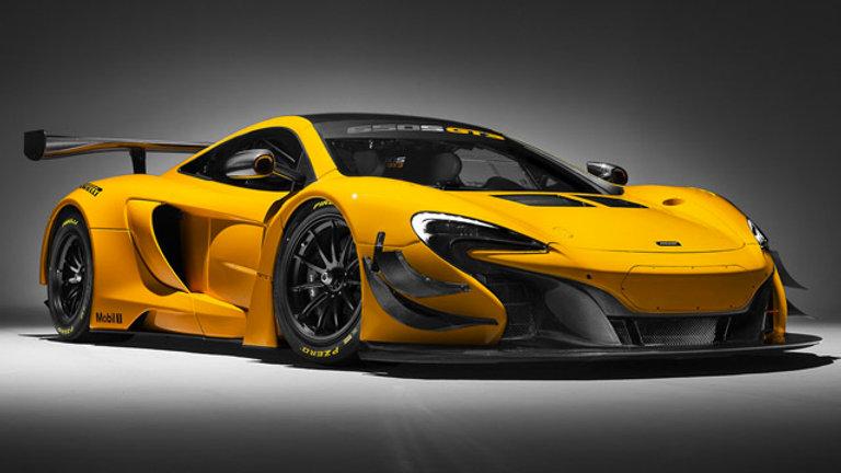 McLaren 650S 3.8 V8 650Hp